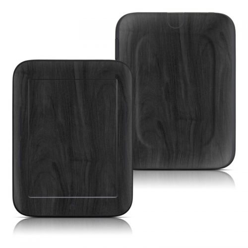 Black Woodgrain Barnes & Noble NOOK Simple Touch Skin