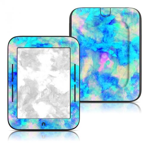 Electrify Ice Blue Barnes & Noble NOOK Simple Touch Skin
