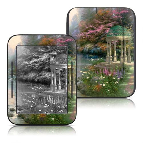 Garden Of Prayer Barnes & Noble NOOK Simple Touch Skin