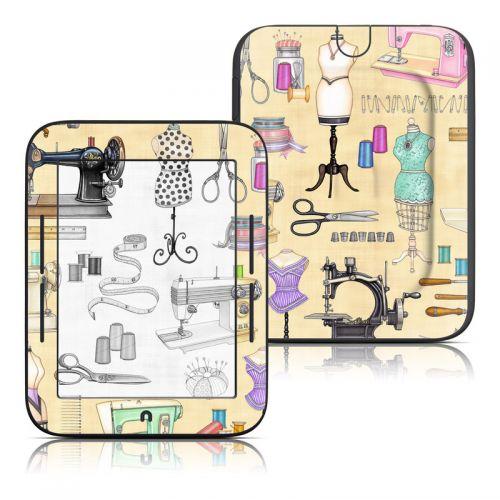 Haberdashery Barnes & Noble NOOK Simple Touch Skin