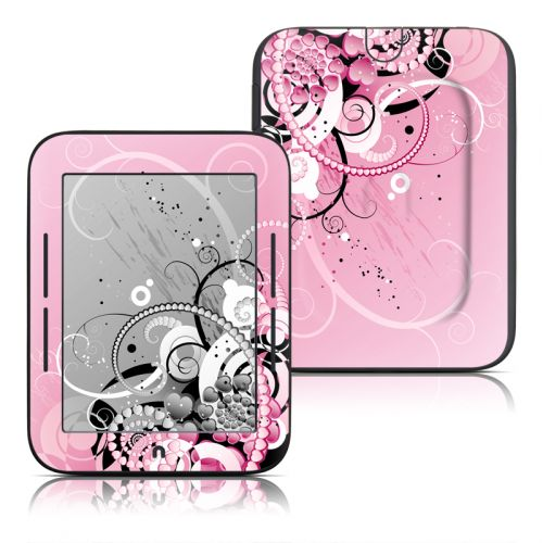 Her Abstraction Barnes & Noble NOOK Simple Touch Skin