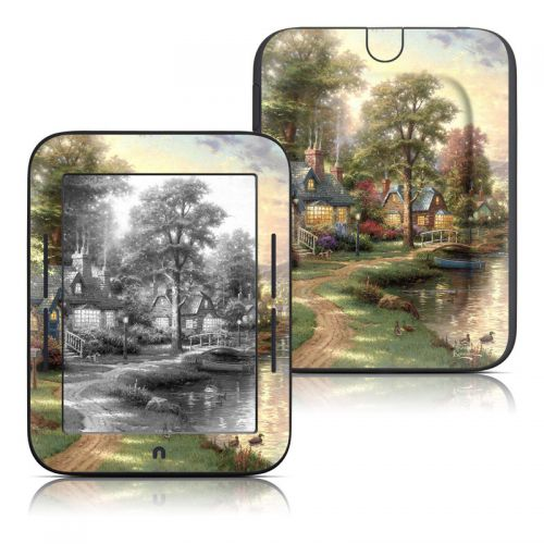 Hometown Lake Barnes & Noble NOOK Simple Touch Skin