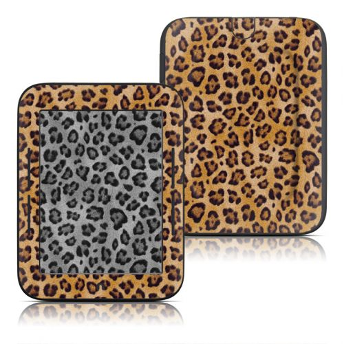 Leopard Spots Barnes & Noble NOOK Simple Touch Skin