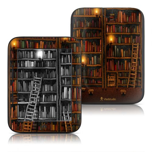 Library Barnes & Noble NOOK Simple Touch Skin