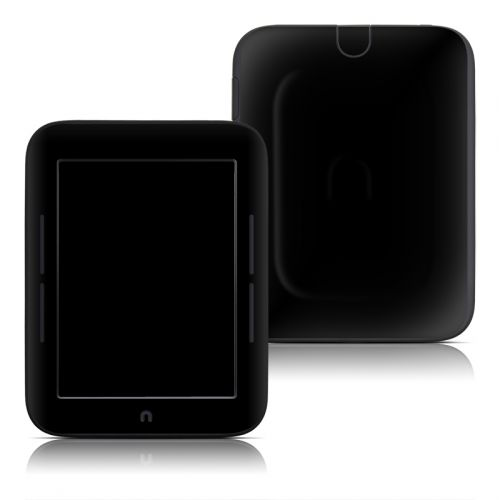 Solid State Black Barnes & Noble NOOK Simple Touch Skin