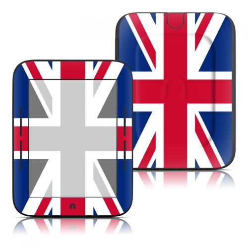 Union Jack Barnes & Noble NOOK Simple Touch Skin