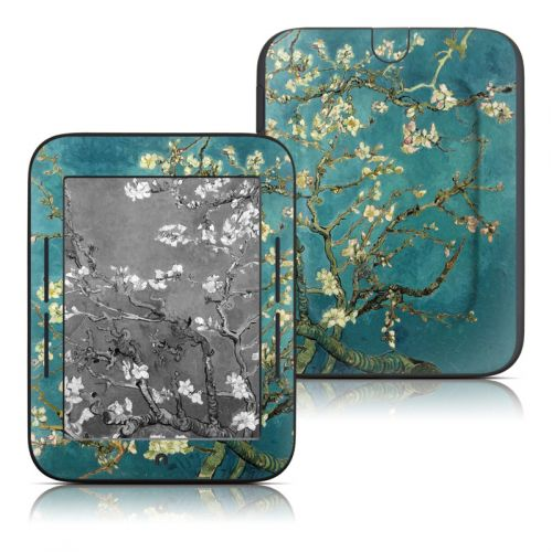 Blossoming Almond Tree Barnes & Noble NOOK Simple Touch Skin