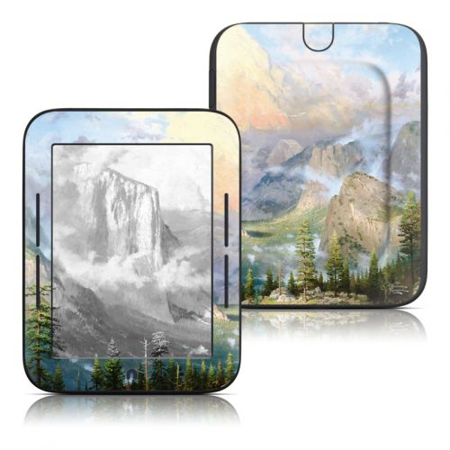 Yosemite Valley Barnes & Noble NOOK Simple Touch Skin