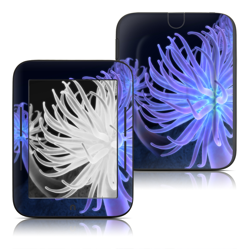 Anemones Barnes & Noble NOOK Simple Touch Skin