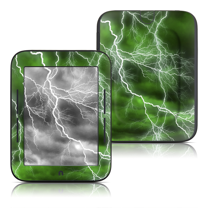 Apocalypse Green Barnes & Noble NOOK Simple Touch Skin
