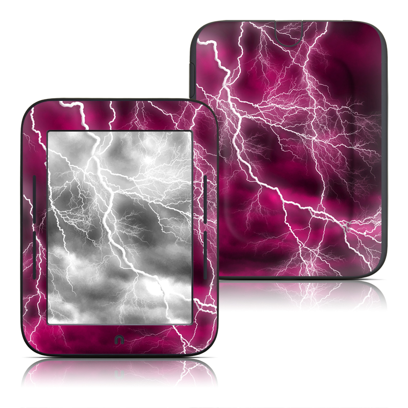 Apocalypse Pink Barnes & Noble NOOK Simple Touch Skin