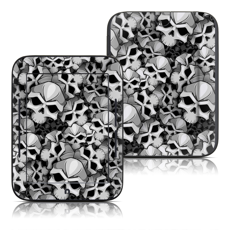 Bones Barnes & Noble NOOK Simple Touch Skin