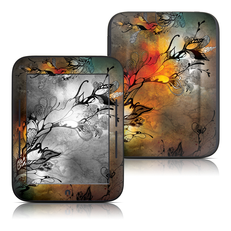 Before The Storm Barnes & Noble NOOK Simple Touch Skin