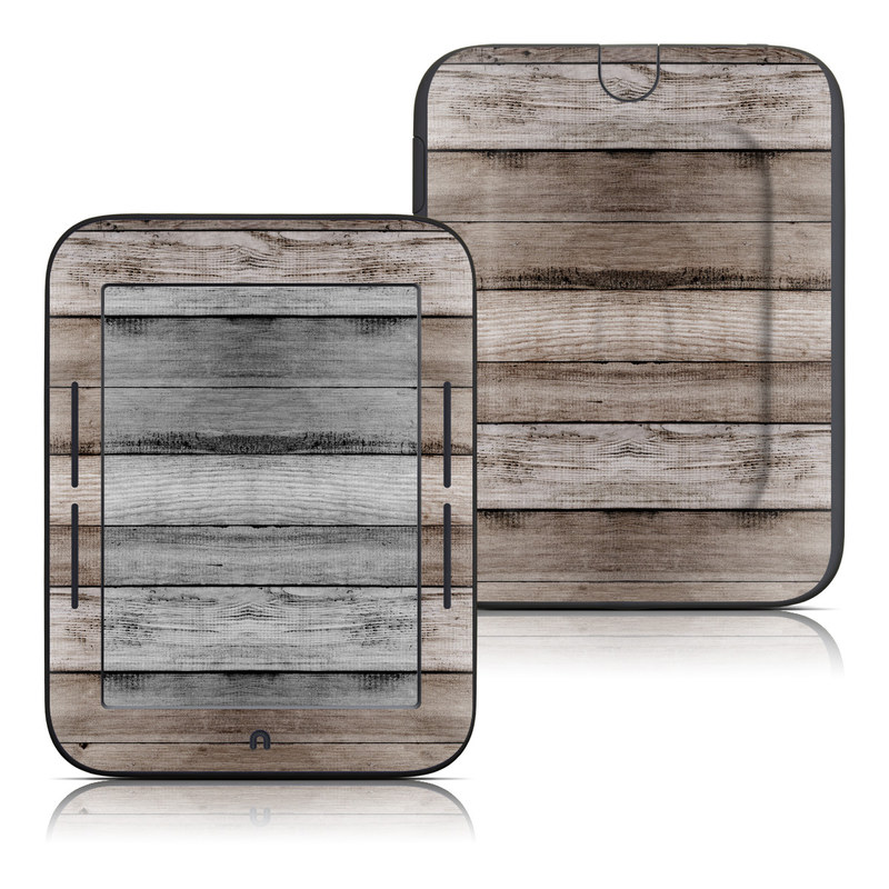 Barn Wood Barnes & Noble NOOK Simple Touch Skin