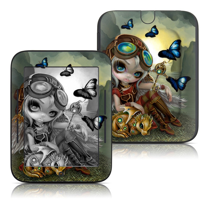 Clockwork Dragonling Barnes & Noble NOOK Simple Touch Skin