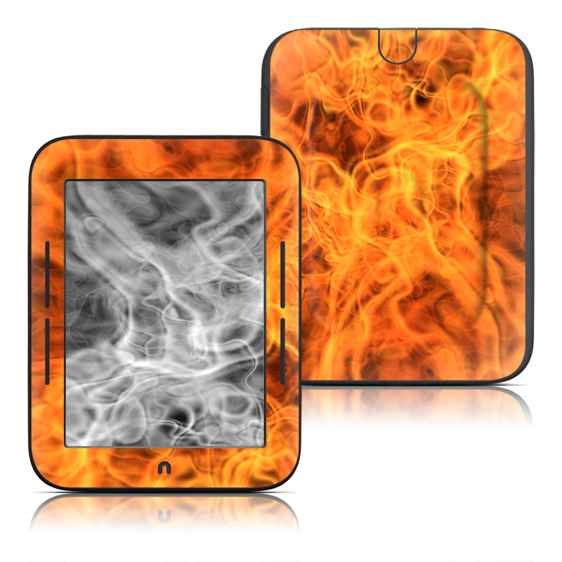 Combustion Barnes & Noble NOOK Simple Touch Skin
