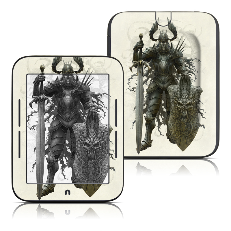 Dark Knight Barnes & Noble NOOK Simple Touch Skin