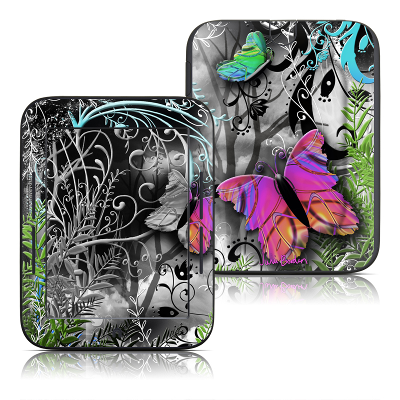 Goth Forest Barnes & Noble NOOK Simple Touch Skin