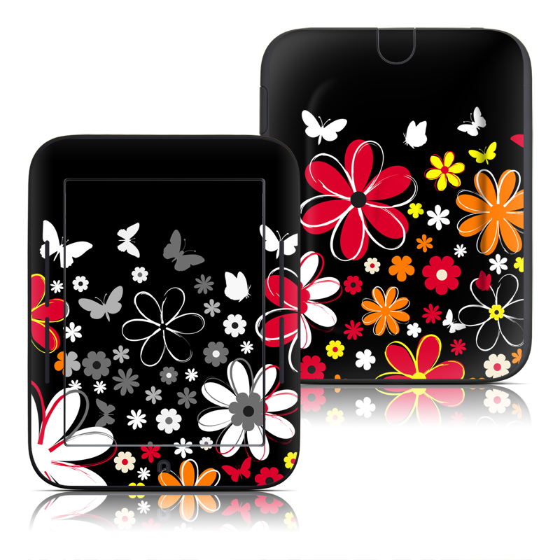 Laurie's Garden Barnes & Noble NOOK Simple Touch Skin