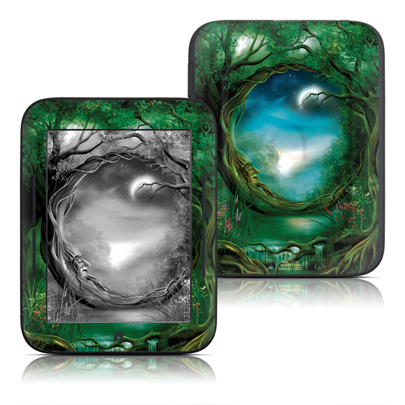 Moon Tree Barnes & Noble NOOK Simple Touch Skin