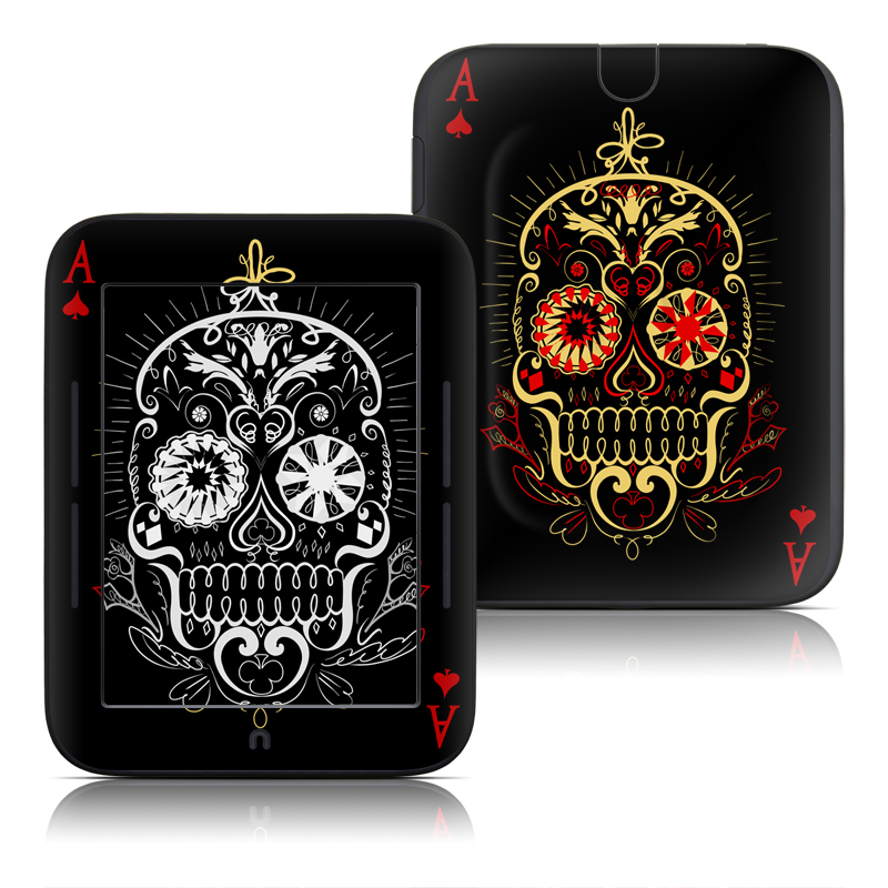 Muerte Barnes & Noble NOOK Simple Touch Skin