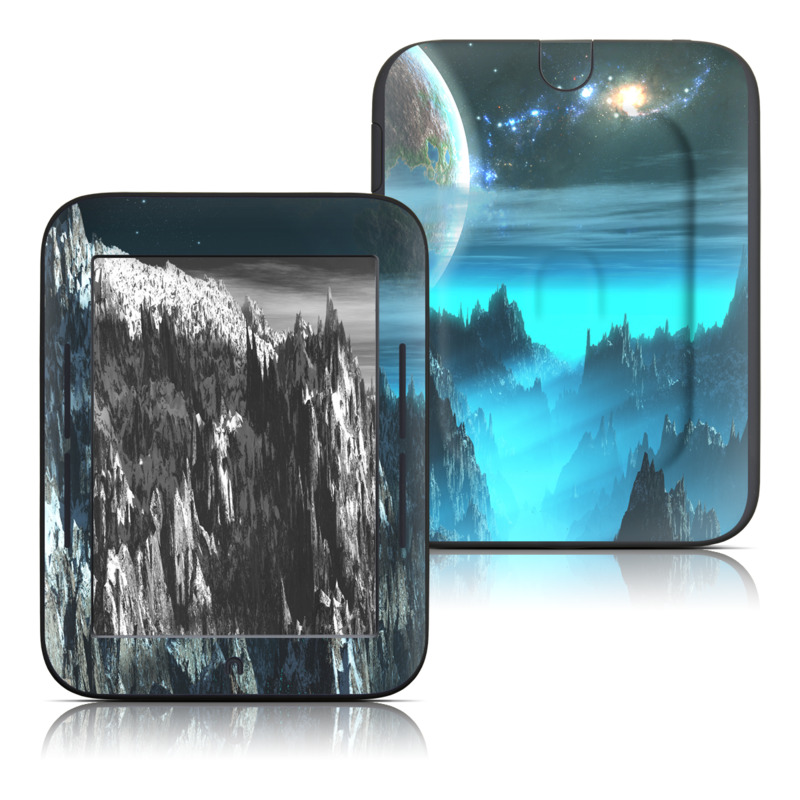 Path To The Stars Barnes & Noble NOOK Simple Touch Skin