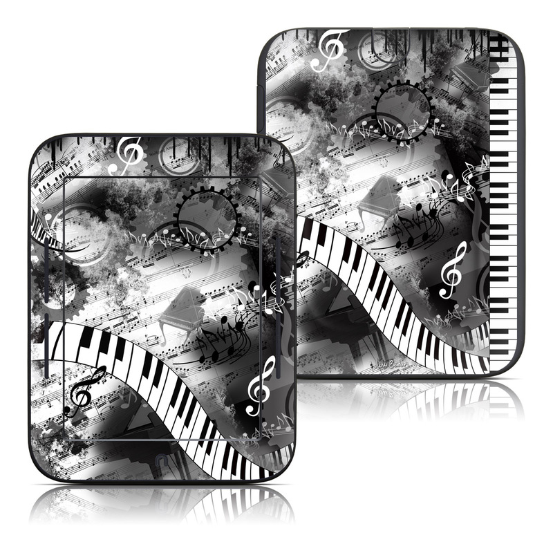 Piano Pizazz Barnes & Noble NOOK Simple Touch Skin