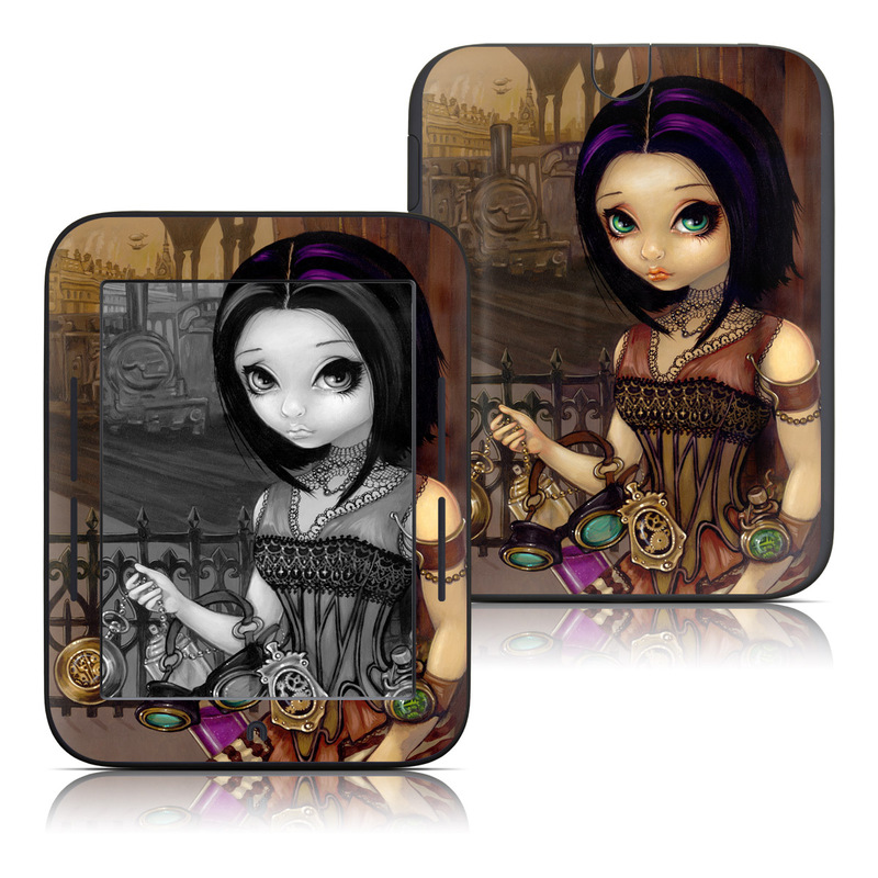 Poe Barnes & Noble NOOK Simple Touch Skin