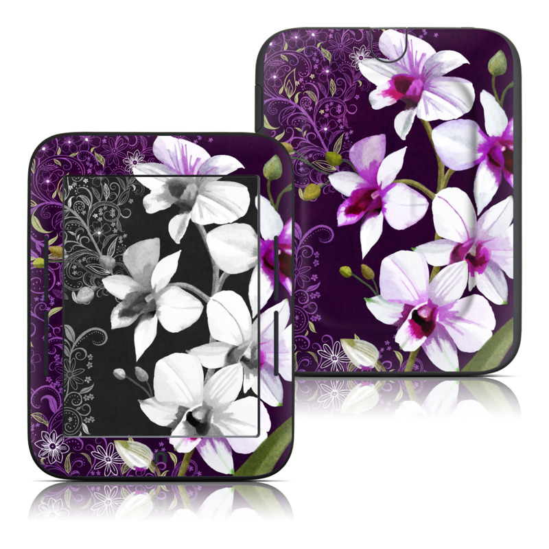 Violet Worlds Barnes & Noble NOOK Simple Touch Skin