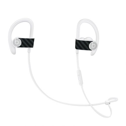 Carbon Beats Powerbeats3 Skin