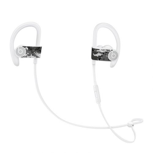 Digital Urban Camo Beats Powerbeats3 Skin