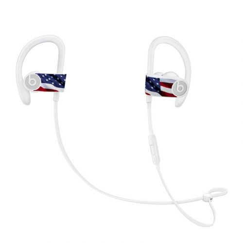 Patriotic Beats Powerbeats3 Skin