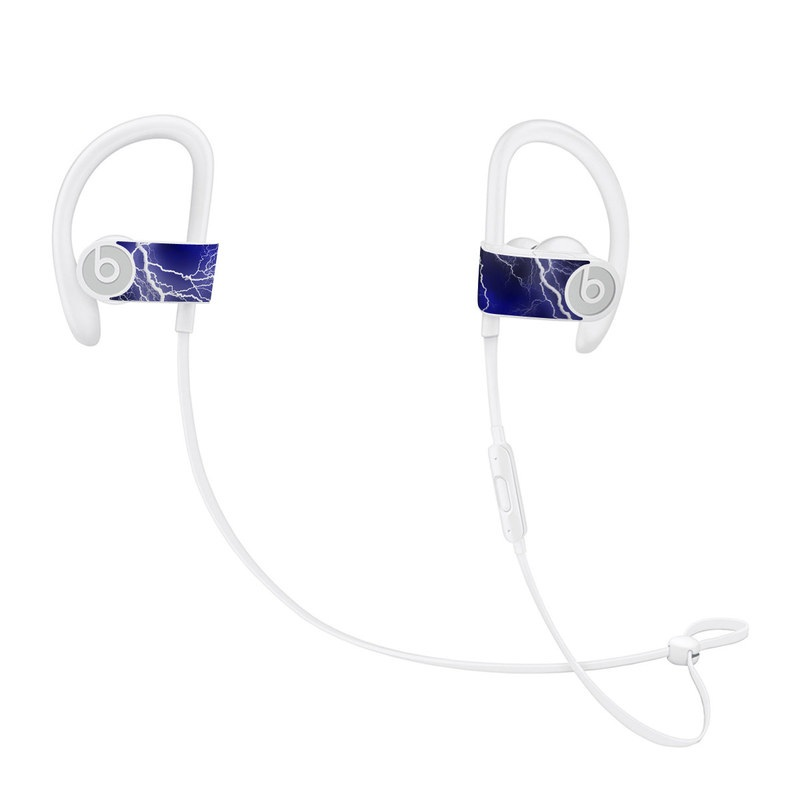 Apocalypse Blue Beats Powerbeats3 Skin