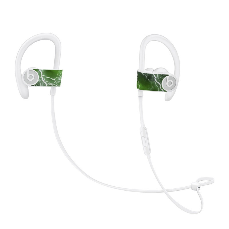 Apocalypse Green Beats Powerbeats3 Skin