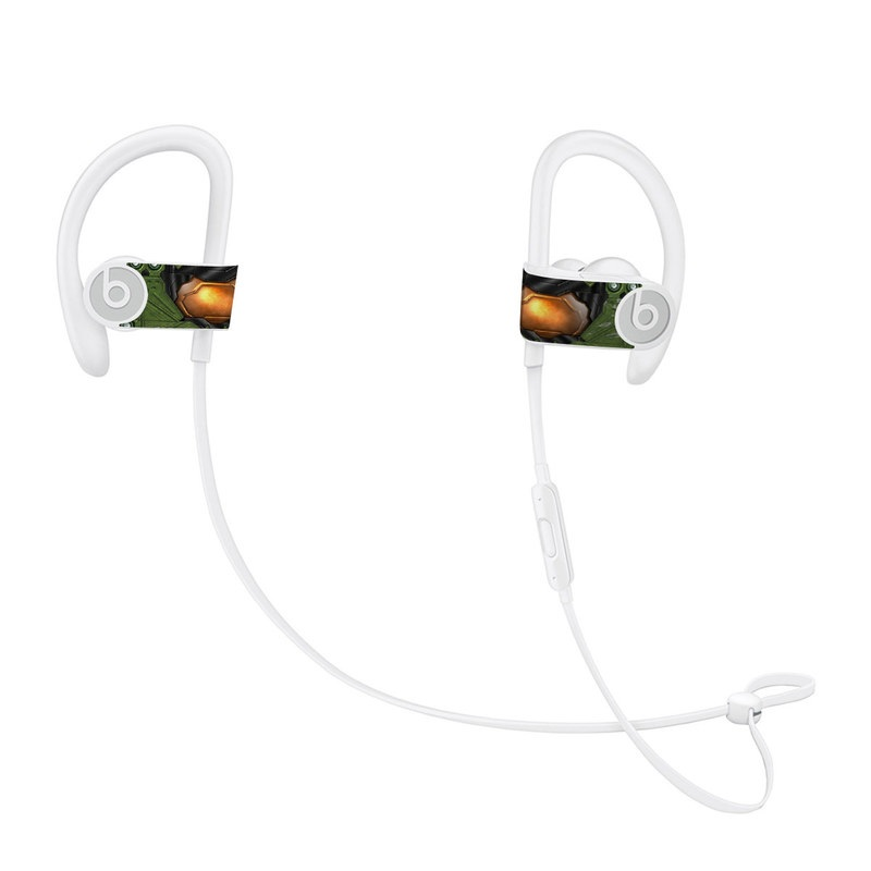 Beats Powerbeats3 Skin design of Green, Fictional character, Games, Fiction, Pc game, Illustration, Strategy video game, Digital compositing, Art, Screenshot with green, yellow, orange, black colors