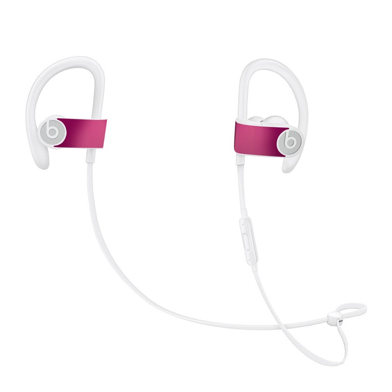 Pink Burst Beats Powerbeats3 Skin
