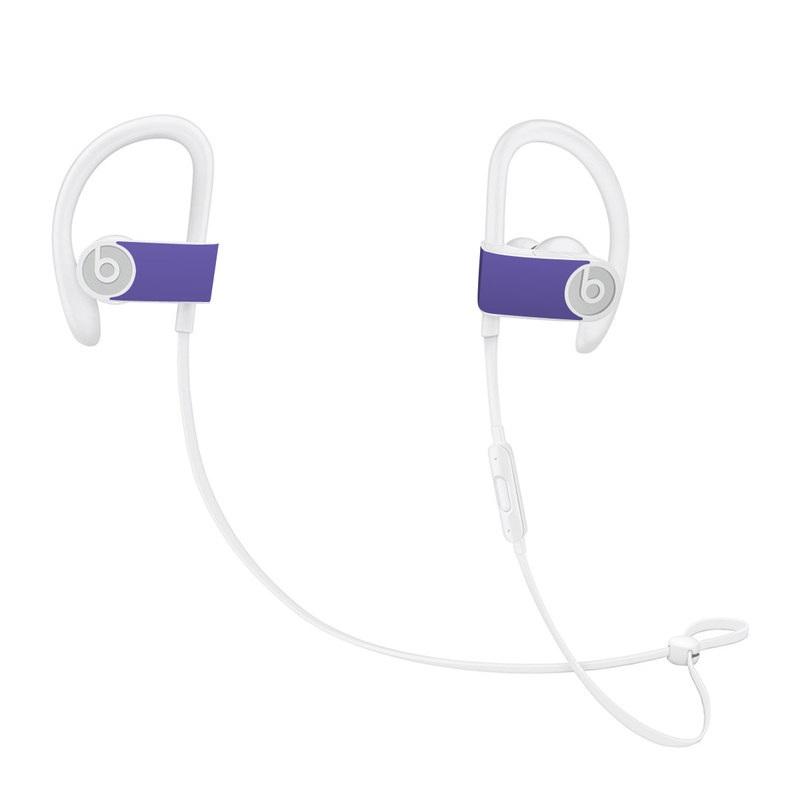 Solid State Purple Beats Powerbeats3 Skin