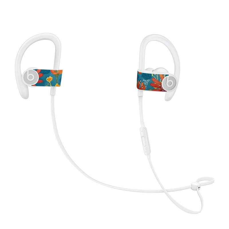 Sunbaked Blooms Beats Powerbeats3 Skin