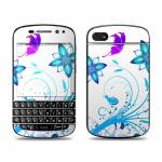 Flutter BlackBerry Q10 Skin