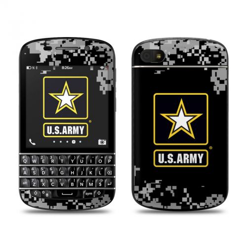 Army Pride BlackBerry Q10 Skin