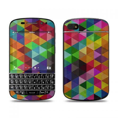 Connection BlackBerry Q10 Skin