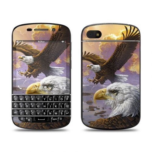 Eagle BlackBerry Q10 Skin