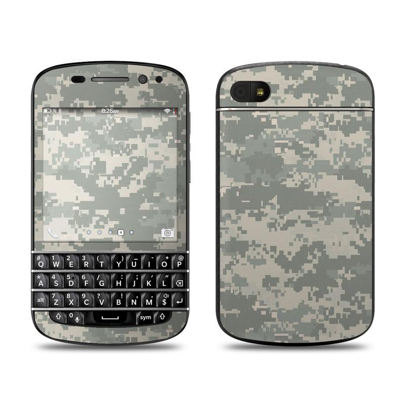 ACU Camo BlackBerry Q10 Skin