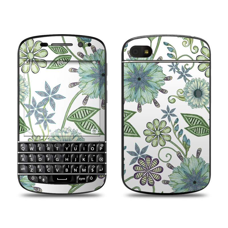 Antique Nouveau BlackBerry Q10 Skin