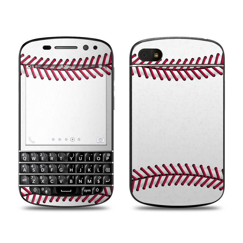 Baseball BlackBerry Q10 Skin