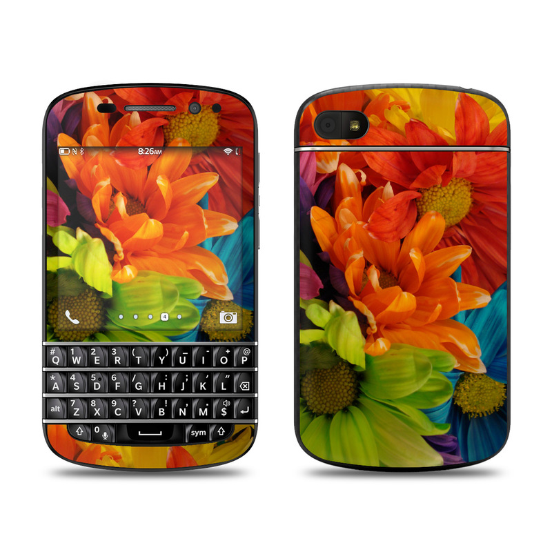 Colours BlackBerry Q10 Skin