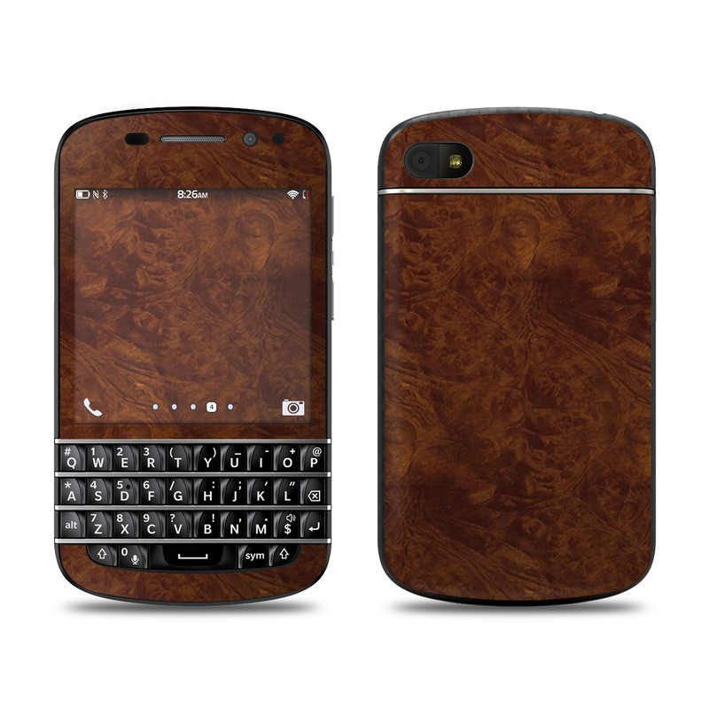 BlackBerry Q10 Skin design of Brown, Wood, Wood flooring, Caramel color, Pattern, Hardwood, Wood stain, Flooring, Floor, Plywood with brown colors