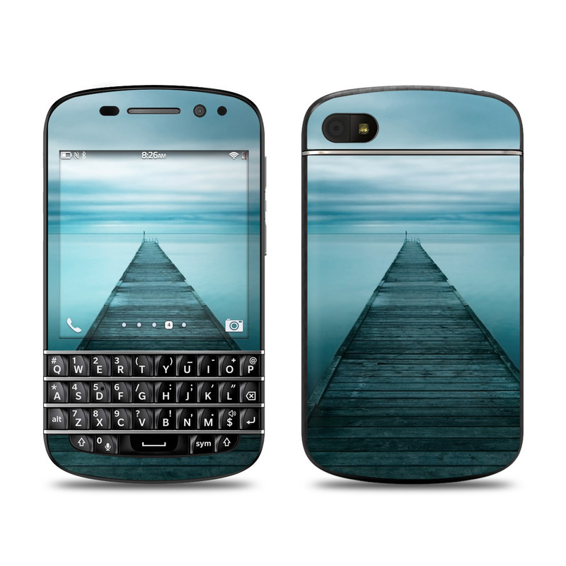 Evening Stillness BlackBerry Q10 Skin