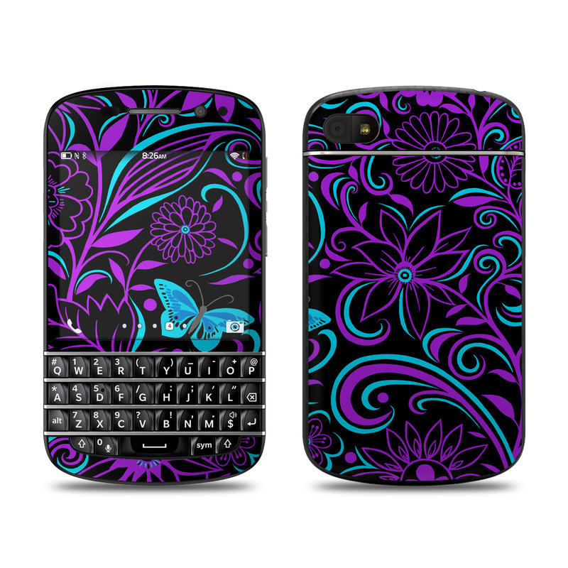 Fascinating Surprise BlackBerry Q10 Skin