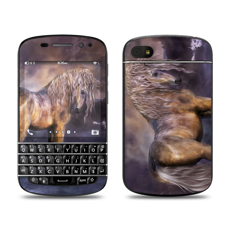 Lavender Dawn BlackBerry Q10 Skin